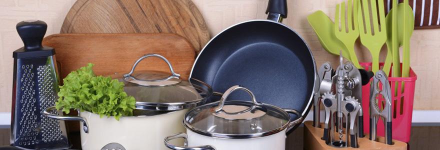 Ustensiles et accessoires de cuisine